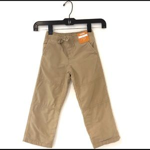 NEW Gymboree Boys Pull-Up Pants